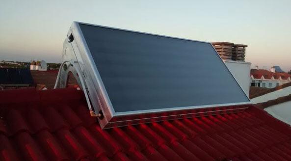 Energia Solar Termica Alicante