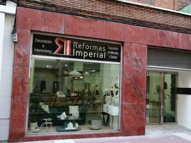 Reformas Imperial