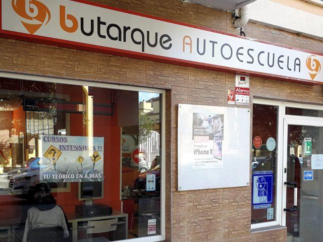 Autoescuela Butarque